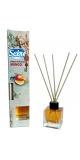 Mango - Bambu Çubuklu Egzotik Kare Şişe Ortam Kokusu 50ml